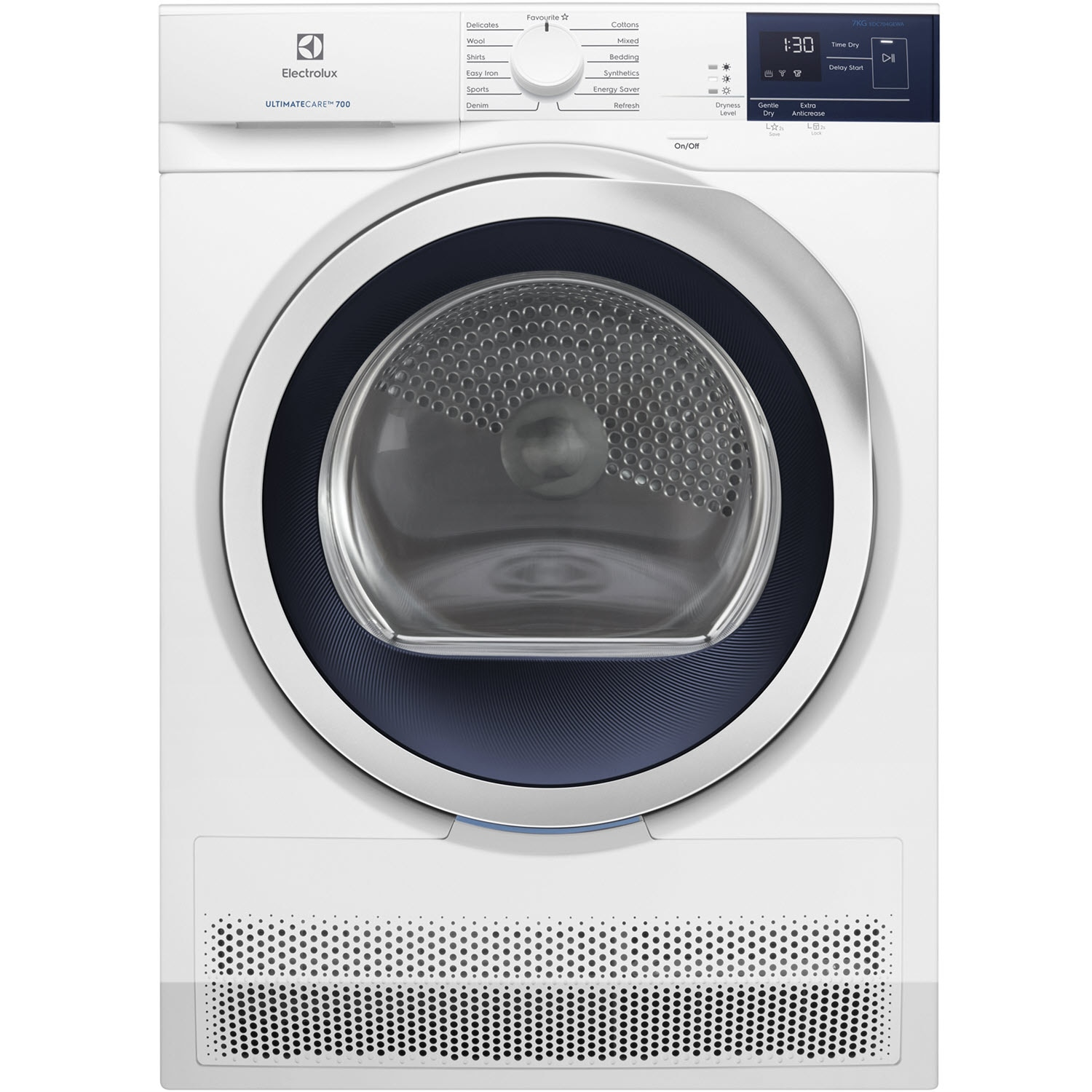 7kg UltimateCare™ 700 Condenser Dryer
