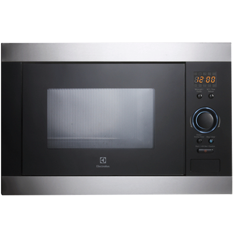 25L Built-in Microwave with Grill, 2-in-1